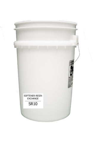 Softener  Resin - Out of Stock