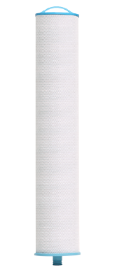 CT-03-CB-AMINE: 3 Micron Carbon Block Filter Cartridge for CTF-8 or MF-40