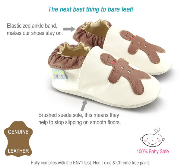 About Our Baby Shoes
