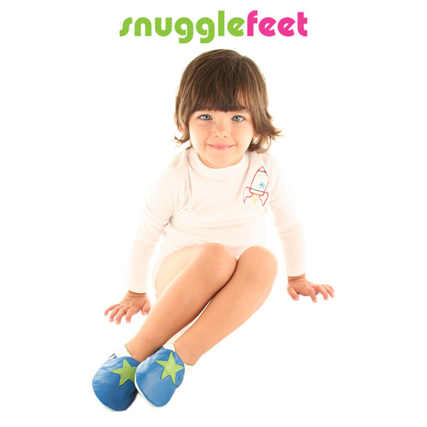 Rocket Soft Leather Baby Shoes | Toddler Shoes 2