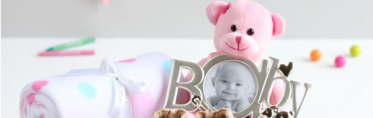Baby Gift Baskets, New Baby Hamper