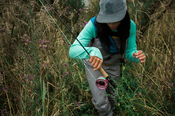 Fly Fishing Moonshine Rods