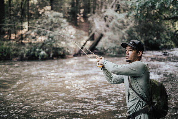 9 common casting mistakes by moonshine rods