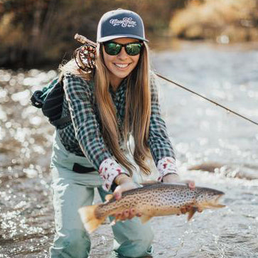 Angler etiquette on the water
