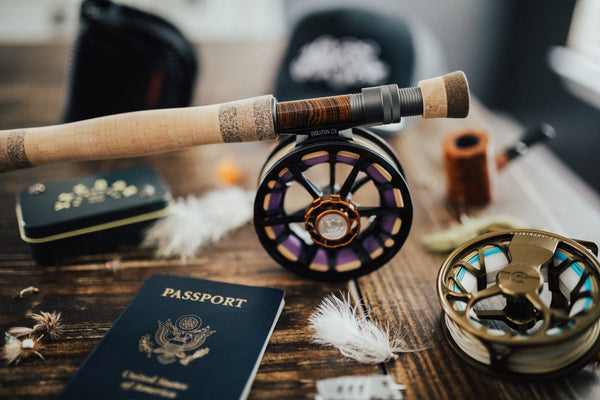Moonshine Rods Fly fishing guides