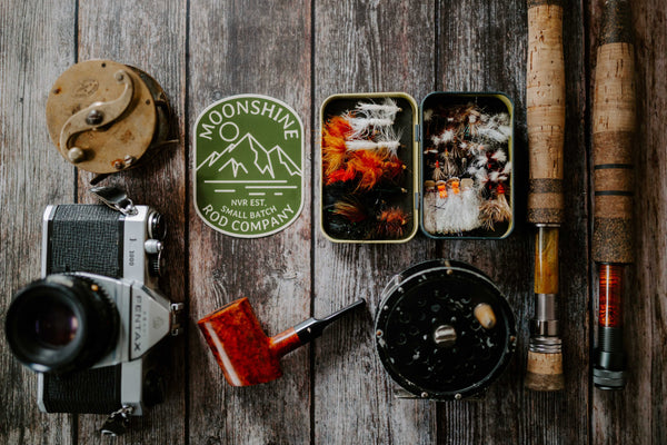 fly gear moonshine rods