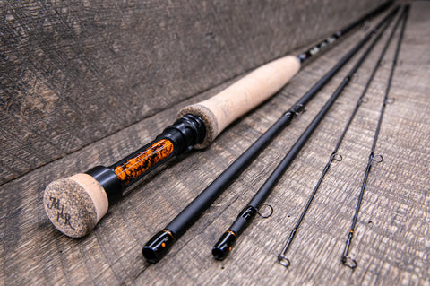 The new Epiphany Rod by Moonshine Rods