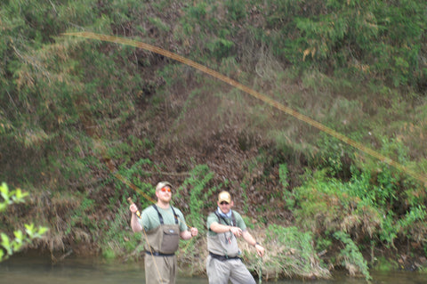 Finding Peace in Fly fishing