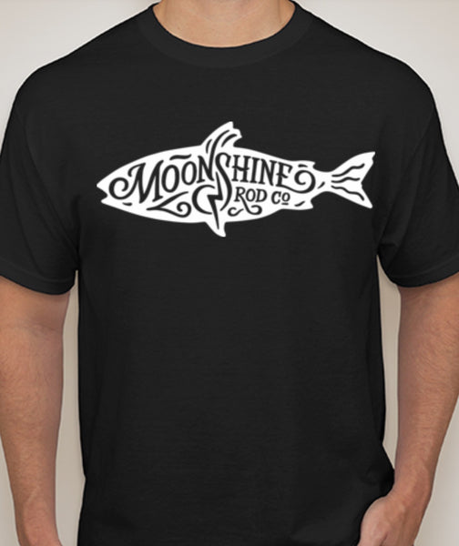 Moonshine Fish American Made T-Shirt