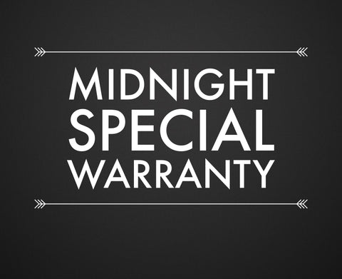 Midnight Special Fly Rod Warranty Replacement