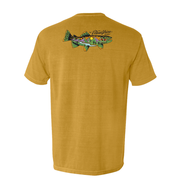 NEW! Comfort Colors Moonshine Pocket T-Shirt
