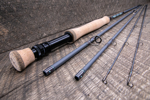 NEW REDESIGN! The Outcast - 7wt 9' - Salt