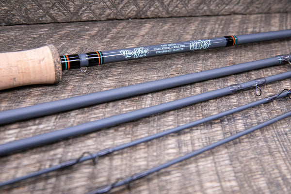 NEW REDESIGN! The Outcast - 8wt 9' - Salt