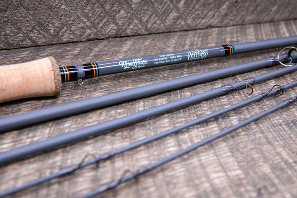 NEW REDESIGN! The Outcast - 10wt 9' - Salt