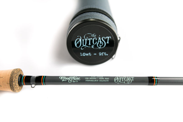 Outcast II Fly Rod Warranty Replacement, November 2020