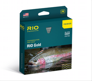 NEW! Premier RIO Gold Trout Series Freshwater Fly Line