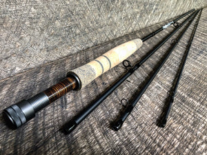 "Midnight Special - 4wt - 8'6"" - #1281 Cocobolo Blackout"