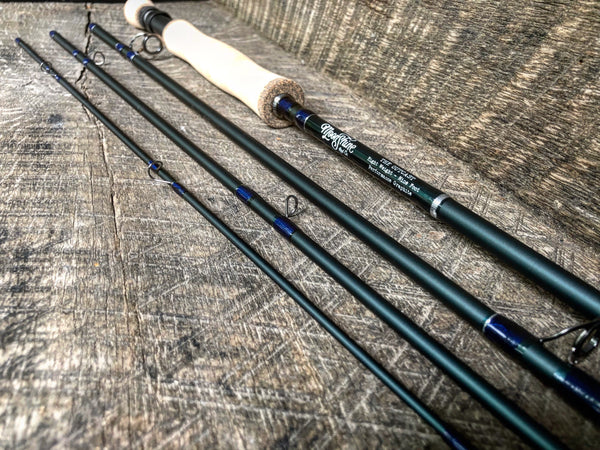 The Outcast - 8wt 9' - Saltwater Hybrid Matte Finish