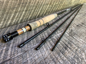 "Midnight Special - 4wt - 8'6"" - #1751 Craftsman Blackout"