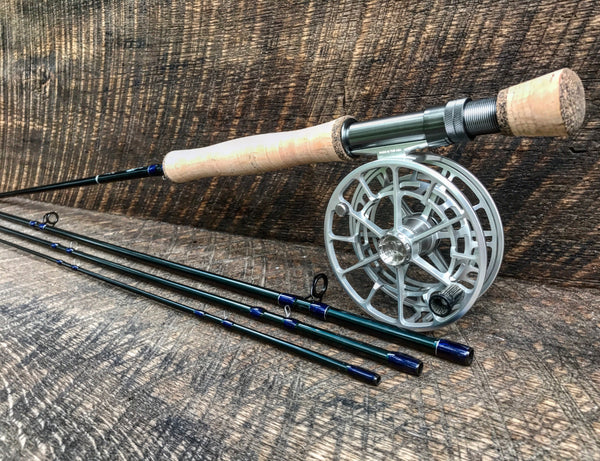 The Outcast - 8wt 9' - Saltwater Hybrid