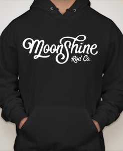 Moonshine Flowing Hooded Sweatshirt
