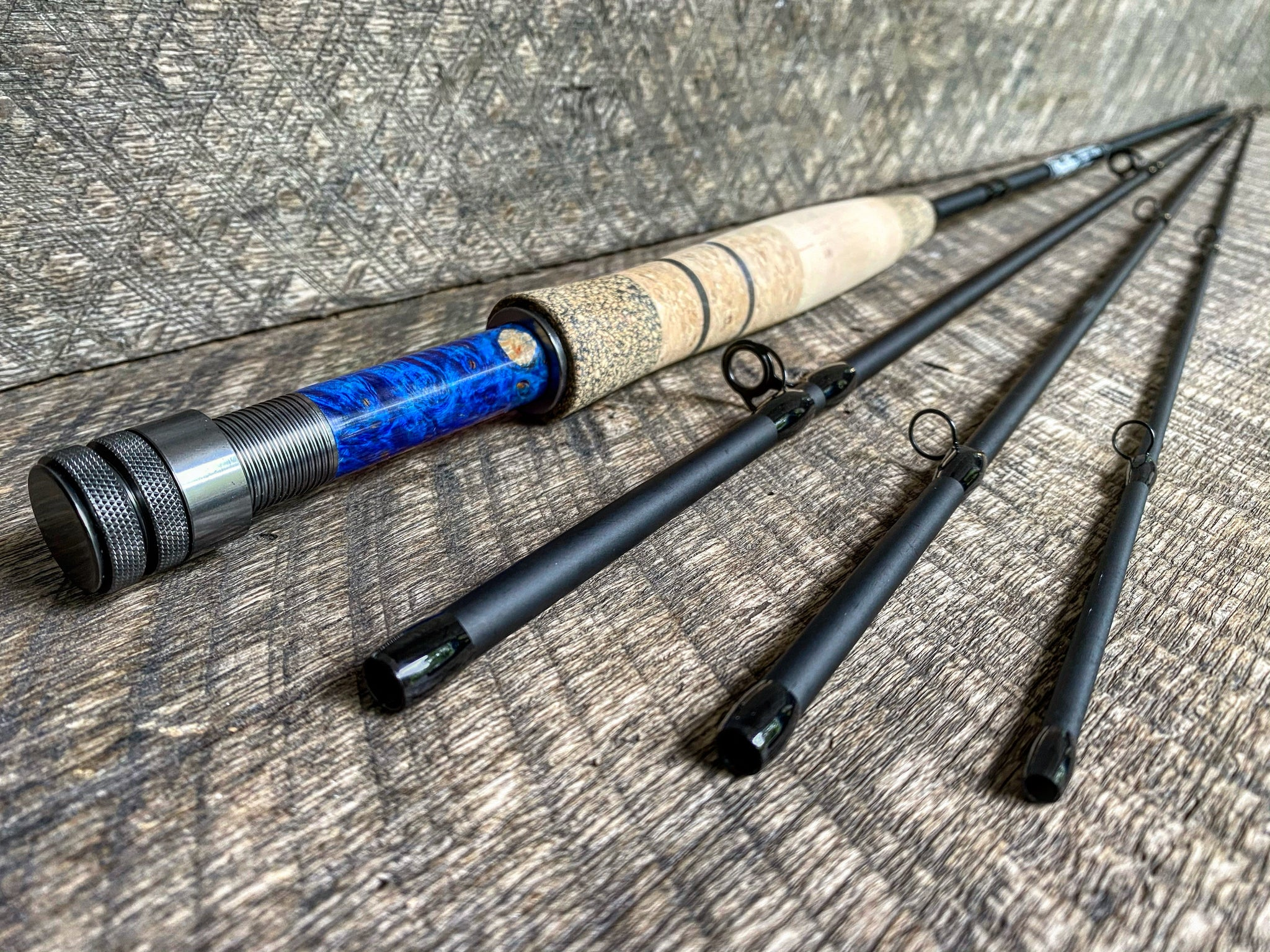 Midnight Special - 5wt - 9' - #2141 Blue Flame Blackout