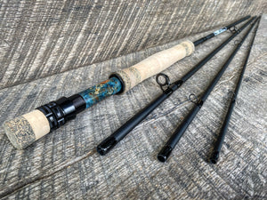 Midnight Special - 8wt  - 9' - #2036 Blue Flame Blackout
