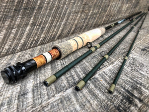 "Midnight Special - 4wt - 7'9"" - #1398  Craftsman OD Green"