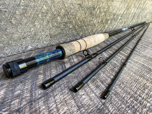 Midnight Special - 5wt - 9ft - #2272 Blue Flame Blackout