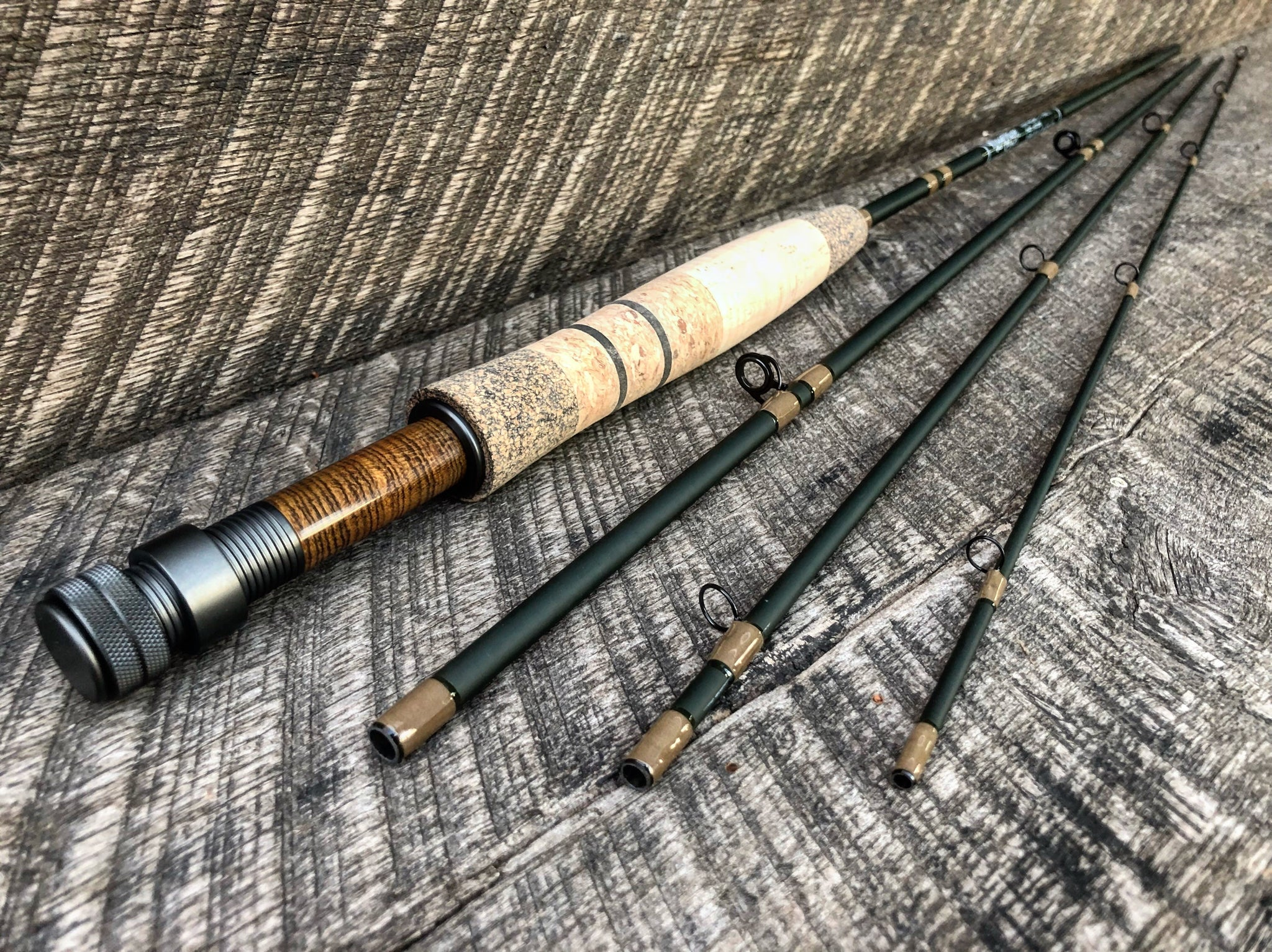 "Midnight Special - 4wt - 7'9"" - #0827 Cocobolo"