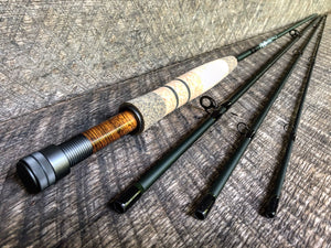 Midnight Special - 4wt - 9' - #1271 Cocobolo Blackout