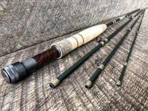 "Midnight Special - 4wt - 7'9"" - #1088 Cocobolo OD Green"