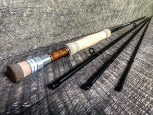 Midnight Special - 6wt - 9' - #1499 Cocobolo Blackout Platinum