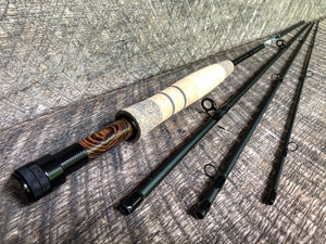 "Midnight Special - 3wt - 7'9"" - #1373 Bocote Blackout"