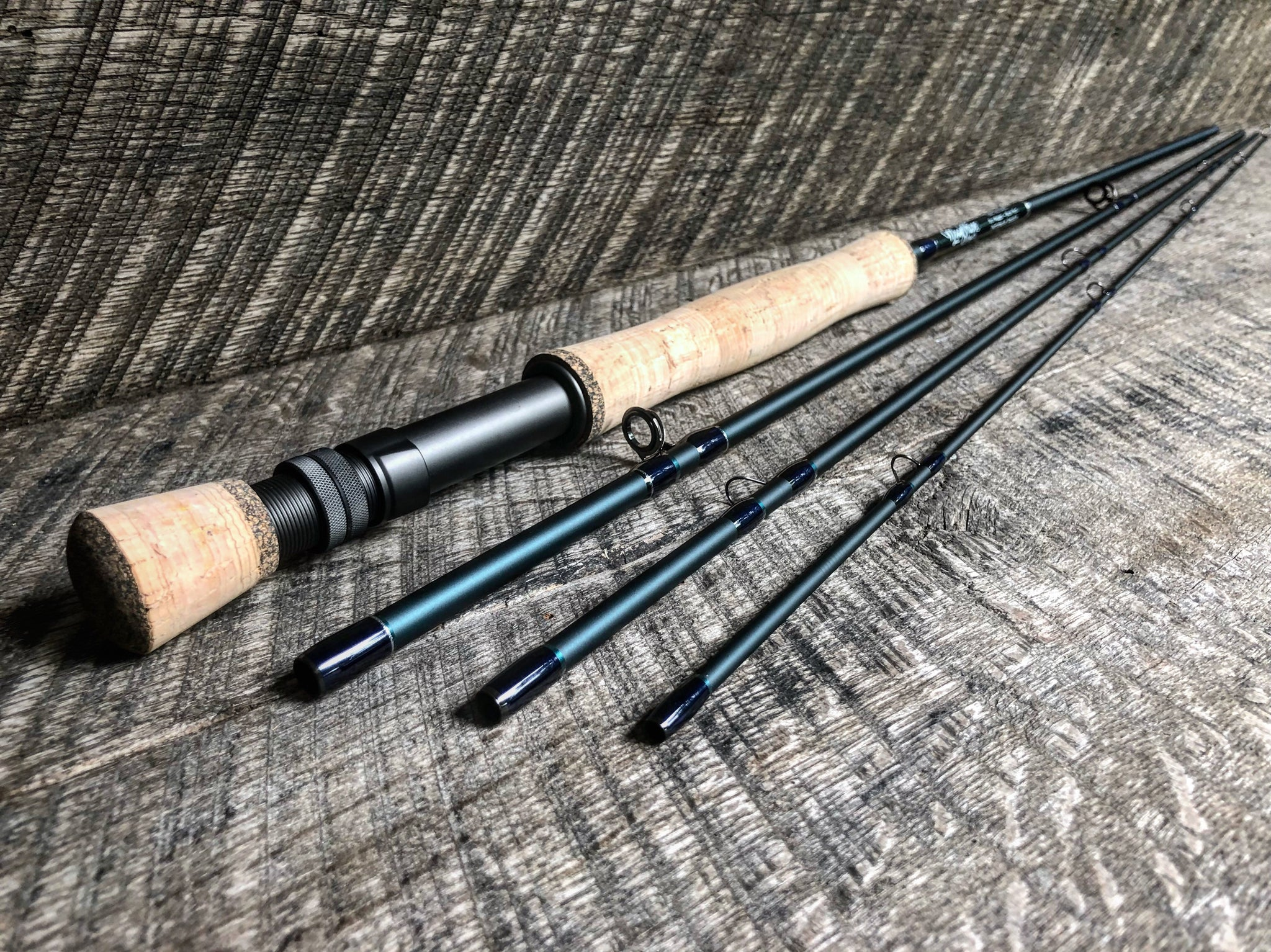 The Outcast - 6wt 9' - Saltwater Hybrid Matte Finish