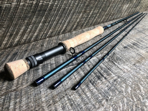 The Outcast - 10wt 9' - Saltwater Hybrid Matte Finish