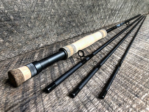 Midnight Special - 8wt - 9' - #0668 Hybrid Blackout