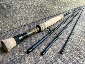 Midnight Special - 6wt - 9ft - #2319 Smoked Out Blackout