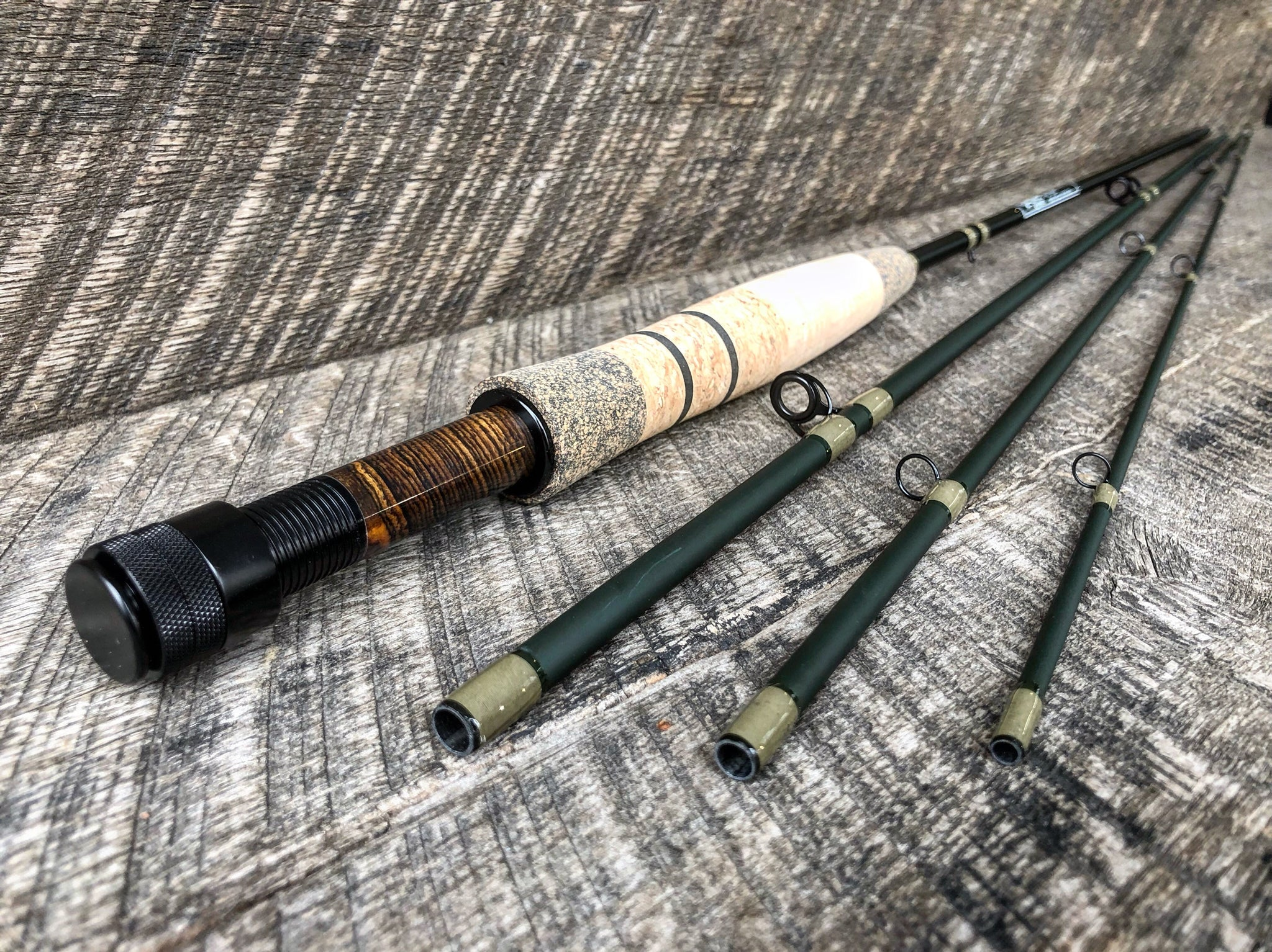 Midnight Special - 4wt - 9' - #1629 Cocobolo OD Green