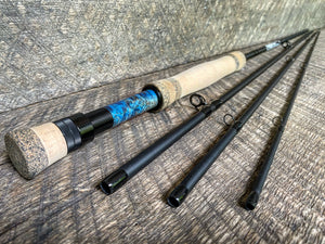 Midnight Special - 7wt - 9' - #2185 Blue Flame Blackout