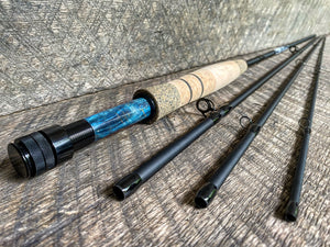 Midnight Special - 5wt - 9' - #2152 Blue Flame Blackout