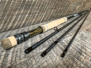 Midnight Special - 6wt - 10' - #1710 Cumberland Ebonite Shop Custom