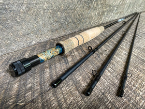 "Midnight Special - 4wt - 8'6"" - #2111 Blue Flame Blackout"