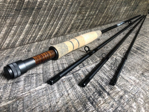 "Midnight Special - 5wt - 8'6"" - #1349 Cocobolo Blackout"