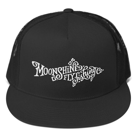 Moonshine Trout Trucker Cap