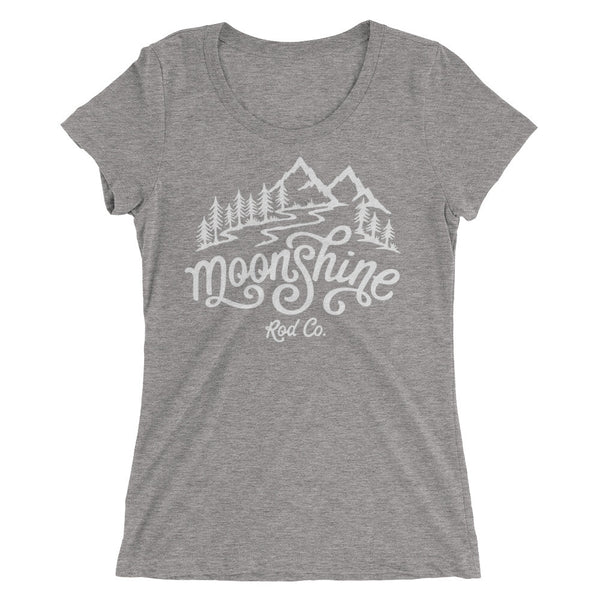 Ladies' Moonshine Mountain Paradise T-Shirt
