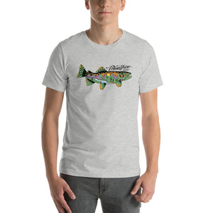 Drew Wilson Art/Moonshine Short-Sleeve Unisex T-Shirt