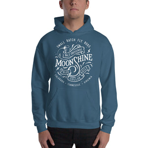 Whiskey Label Hooded Sweatshirt