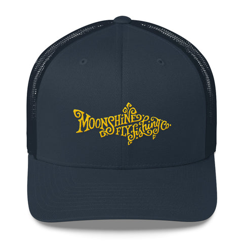 Low Pro Trout Trucker Cap