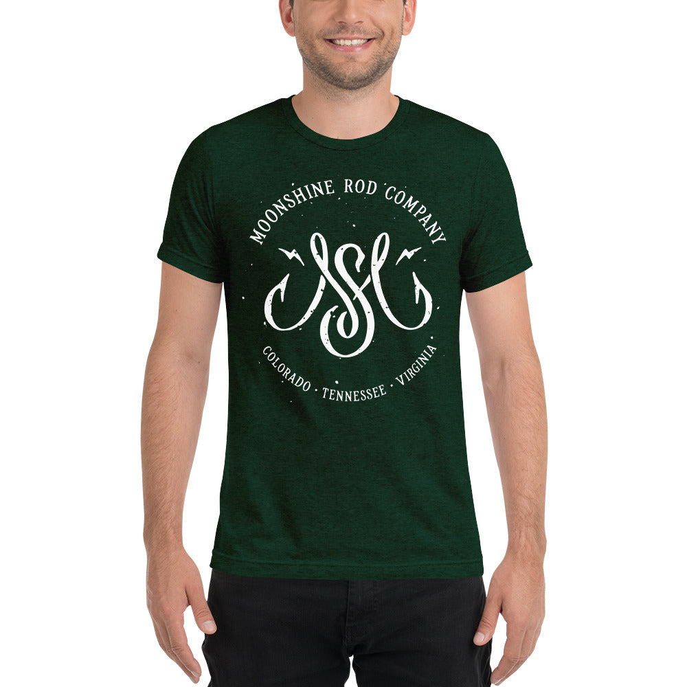 Moonshine Monogram Short sleeve t-shirt